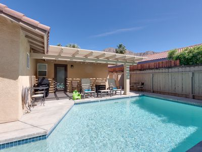 Photo for Gorgeous 3BR House w/Private Pool, Near Old Town La Quinta, Mountain Views