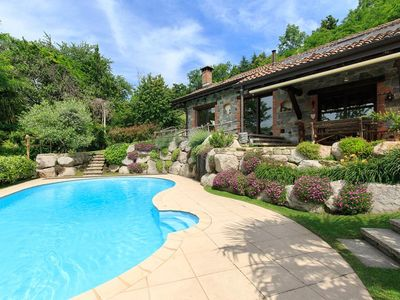Photo for Villa Sagittario is a pretty villa with a lovely garden and private pool in a quiet location
