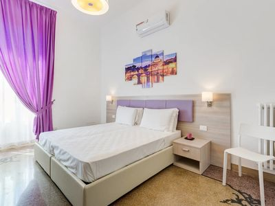 Photo for Bright and modern 2 bed flat in Prati