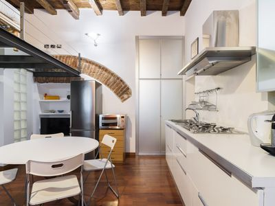Photo for Cozy apartment in wonderful Navigli area