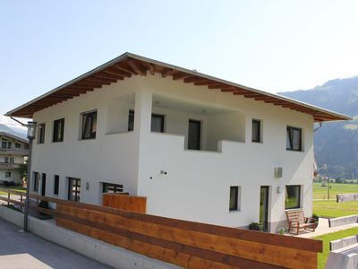 Photo for Nice new apartment near the ski areas of Mayrhofen