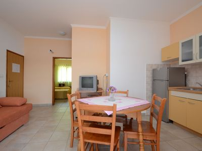Photo for Apartments in the house Fani on the beautiful southwest side of the island