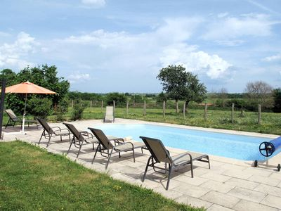 Photo for Vacation home La Ferme l'Oncle Pierre  in Diancey, Burgundy - 6 persons, 3 bedrooms