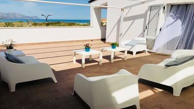 Photo for WhiteVilla - Mediterraneo 2 + 2 apartment with free Wi-Fi