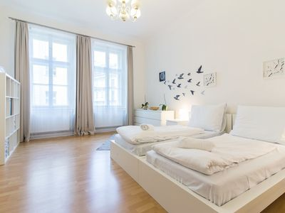 Photo for Bright and Spacious by easyBNB