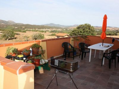 Photo for The Terrace Holiday Home *** SOUTH WEST SARDINIA *** A PAIR OF KM from Sea