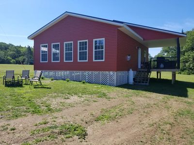Photo for 2BR Cottage Vacation Rental in Carters Point, NB