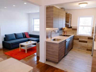 Photo for Newly renovated apt 10 min. from Midtown