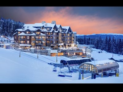 Photo for Luxurious! Emaculant Ski in Ski out Property!!