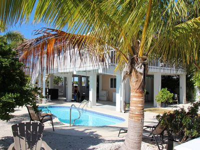 Photo for Swimming Pool 3 Bedroom beautiful main canal& just minutes from The Ocean