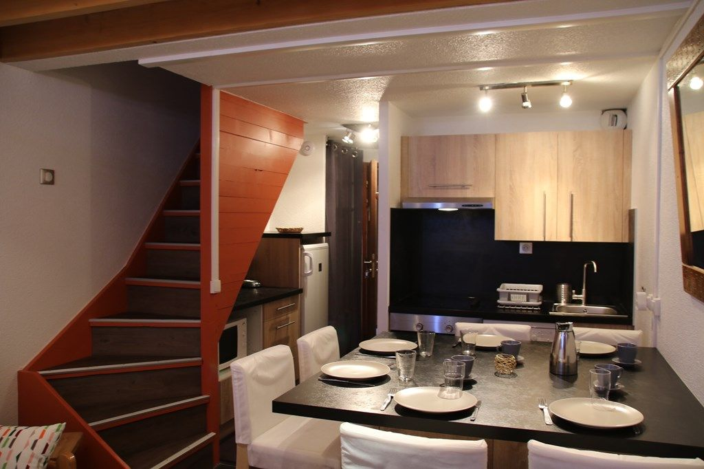 Val Thorens Silveralp 45 M2 Ideal For 6 Persons Les Belleville