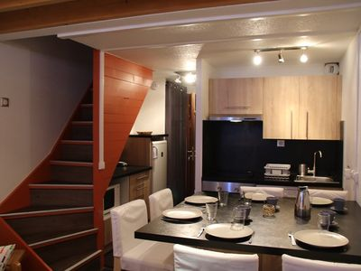 Photo for Val Thorens Silveralp 45 m2 ideal for 6 persons