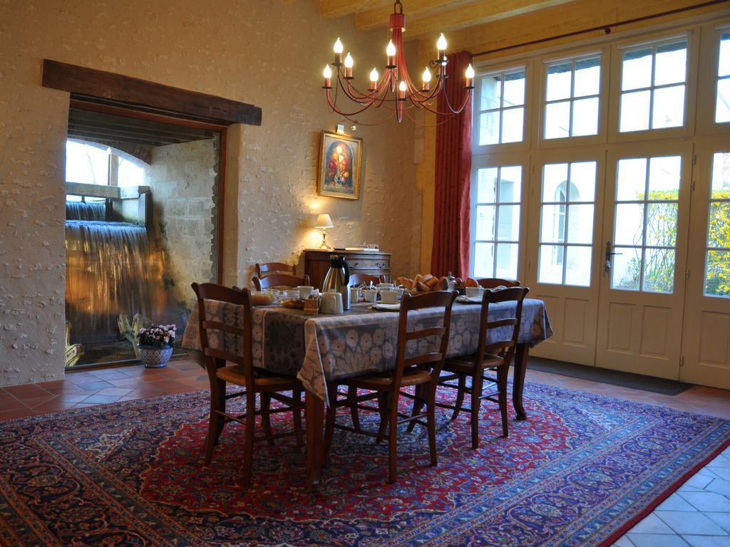 Bed And Breakfast Near Amboise France