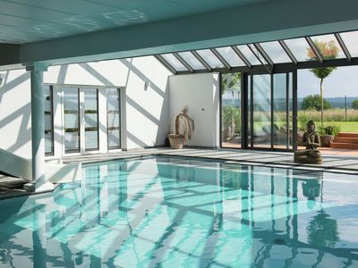 Photo for Stunning Holiday Home in Theux with Private Pool