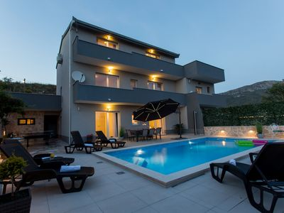 Photo for BEAUTY OF THE SEA *villa in SPLIT* 300 m from SEA- discount 2019.!!!