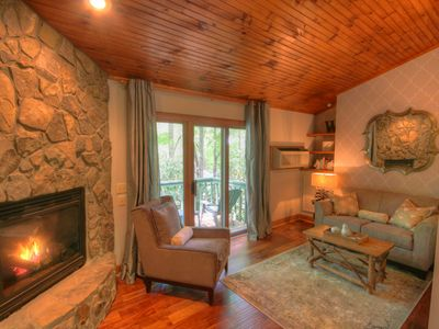 Photo for 1BR Mountain Cottage, Just Renovated, Located in Yonahlossee Resort, Minutes to Boone and Blowing Rock, NC