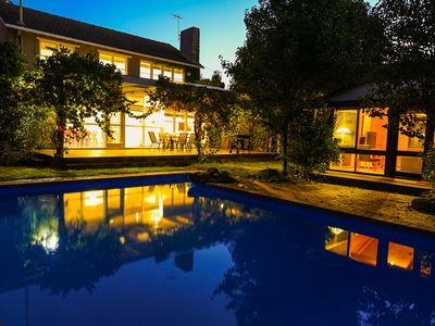 Photo for Inner Melbourne Luxury Holiday House with studio