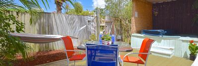 Photo for Turtle Beach Resort and Inn on Siesta Key, Florida Cottage- Rainforest