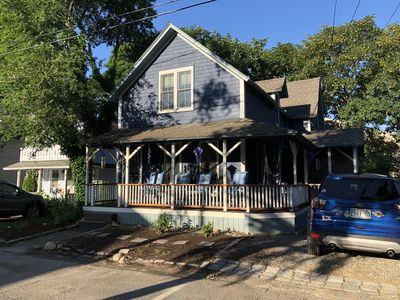 Photo for 3BR Cottage Vacation Rental in Oak Bluffs, Massachusetts