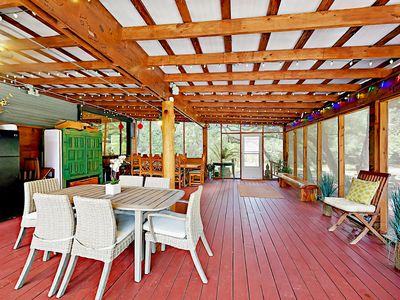 Photo for 1BR Writing Barn on 8 Lush Acres in South Austin