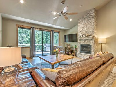 Photo for NEW! Tahoe Vista Home w/Hot Tub, 7mi to Northstar!