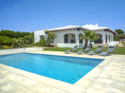 Photo for Catalunya Casas: Villa Clarita with a private pool, only 600m to Menorca beaches!