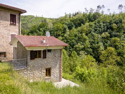 Photo for 5Terre(Sesta Godano):Casa Conscenti, cosy farmhouse at the river Vara
