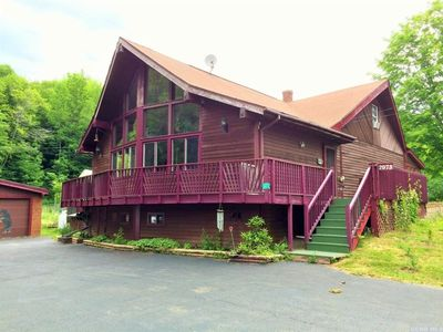 Photo for Experience the Catskills. Explore, Entertain and Relax at our Chalet.
