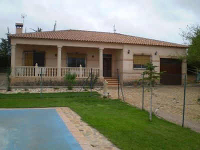 Photo for 3BR Cottage Vacation Rental in Almagro, Ciudad Real