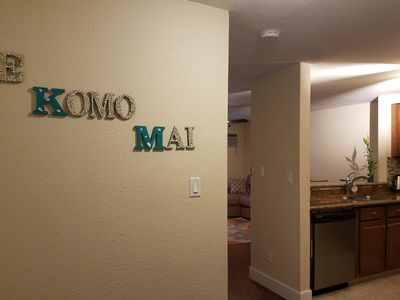 Photo for Steps away from the beach, fully  remodeled 2 bd/2ba condo