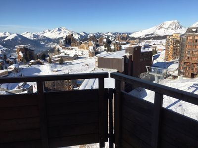 Photo for 560 € -> 2 rooms-20/01> 27/01 / 2019-5 pers. AVORIAZ