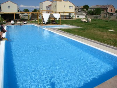Photo for Heavenly holiday resort with pool + wellness + garden in the apartment Our Nest 7