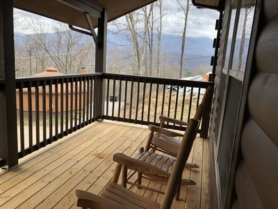 Photo for Cabin in the Smoky Mountains