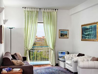 Photo for Appartamento Filemone A: A welcoming apartment located in the center of Sorrento, with Free WI-FI.