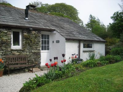Photo for Tulip Cottage In An Idyllic Riverside Location, Lake District Nation Park.