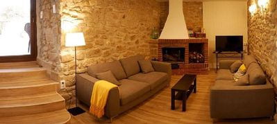Photo for Rural house (full rental) El Carolino for 4 people + two extra beds