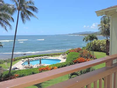 Photo for Amazing Ocean Front View Luxury Top Floor Haven with A/C