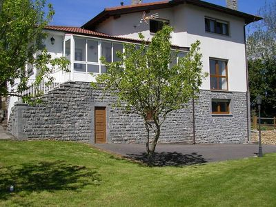 Photo for Apartment in country house near Cangas de Onis overlooking the Picos de Europa