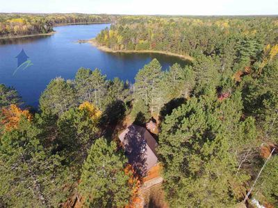 BICKEL'S CABINS (Manistique, MI):Pet friendly, secluded lakefront cabins- Rowboat & Canoe provided!