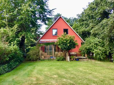 Photo for Schlei holiday home with a large garden in a quiet location