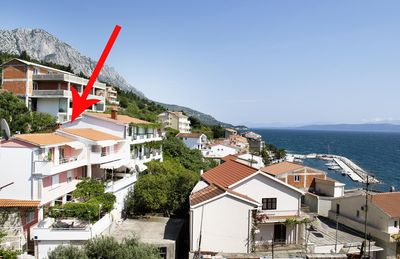 Photo for Apartment in Podgora (Makarska), capacity 2+2
