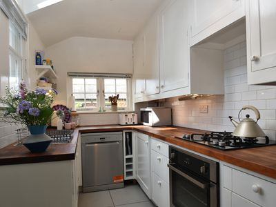 Photo for Coastguard's Cottage, Sleeps 6 + 1 dog - Pett Level, near Rye, East Sussex