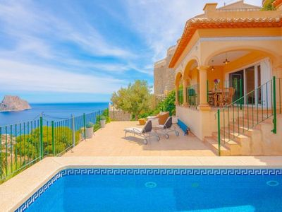 Photo for 5BR Villa Vacation Rental in Calpe