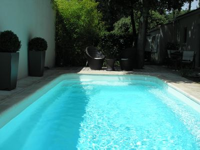 Photo for villa with private pool, 800 m from the beach, 200 m from cycle paths
