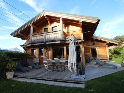 Photo for Chalet - MEGEVE