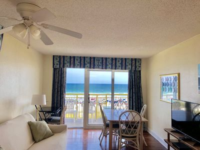 Photo for BayWatch Resort Gorgeous 2 bed/2bath OCEANFRONT Condo