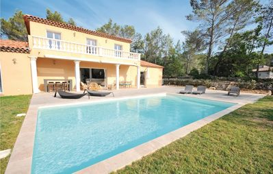 Photo for 5 bedroom accommodation in Fayence