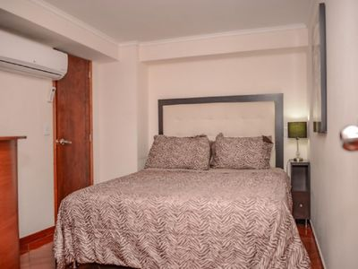 Photo for Calle 10 Soltano 2 Bedroom Ground Floor Hot Tub AC