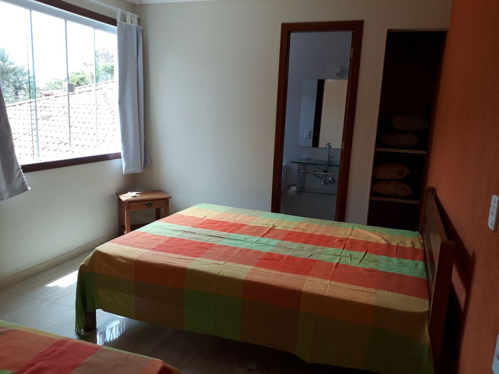 HOLIDAY HOME IN GERIBÁ PRAIA ONLY 8MINT. ARC WALK. VENT. WIFI