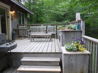 Photo for The Nest: Affordable Comfort near Acadia in Bar Harbor's Charming Town Hill Area
